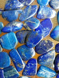 Lapis Lazuli Lge AAA grade tumble stones