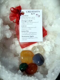 A creativity kit for you.....