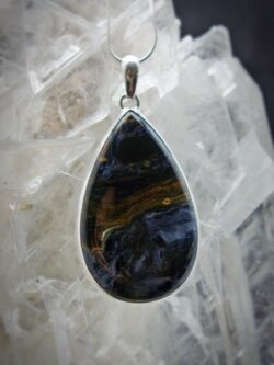 Pietersite Power Pendant