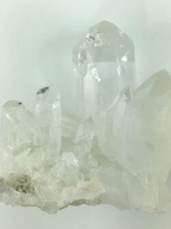 Clear Quartz Crystal Cluster