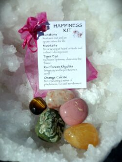 The Happiness kit for abundant lives