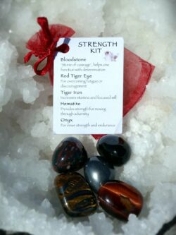 The Strength kit.... endure, thrive and live