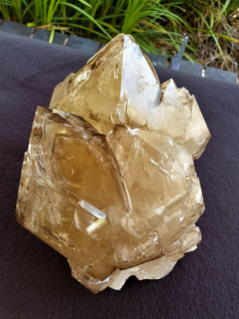protective smokey quartz